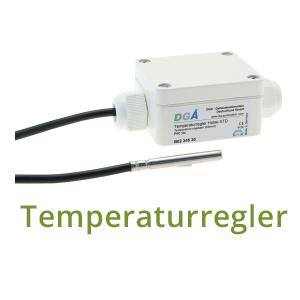 Temperaturregler